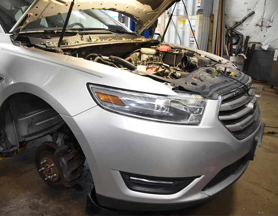 Professional and Affordable Auto Repair and Scheduled Maintenance from ASE-Certified Mechanics of Waukesha